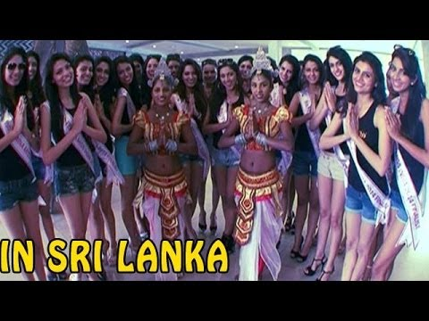 fbb Femina Main Miss India 2014 Episode 02