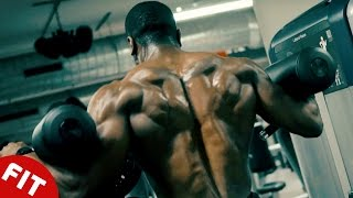 INSANE SHOULDERS & CHEST WORKOUT - BEASTMODE DAY 4