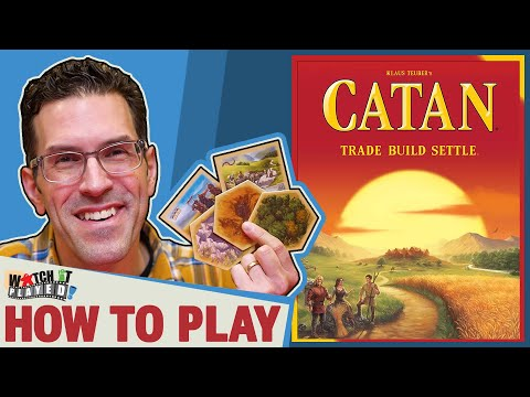 Catan Board Game - Video