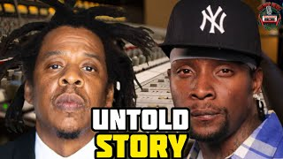 Jayo Felony On Going To Marcy Projects While Beefing With Jay-Z!