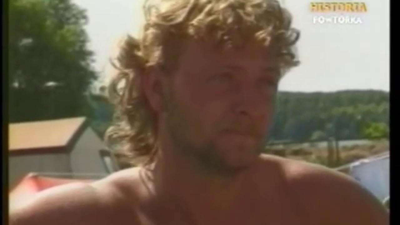 26.07.1989 Charzykowy. Suweren na wakacjach