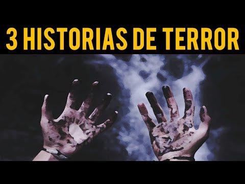 3 HISTORIAS DE TERROR XX (RELATOS DE HORROR)