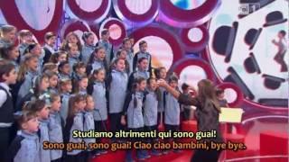 Bye Bye, Ciao Ciao - Lo Zecchino d