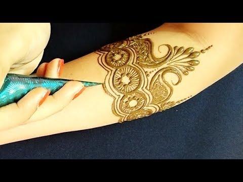 Bridal mehndi design 2018 easy