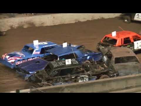 Defiance County Derby - Fullsize Car Heat (2018)