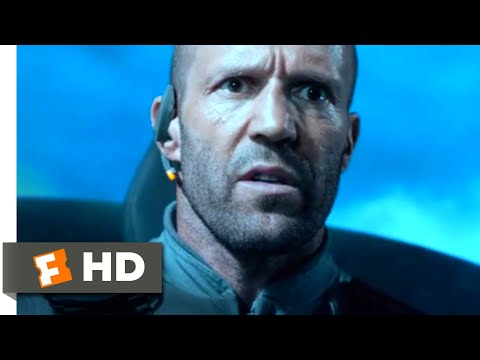 The Meg (2018) - Shark On My Tail Scene (9/10) | Movieclips