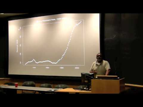Glenn Loury on Mass Incarceration in the United States (1/7)