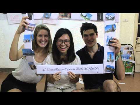 AIESEC Hanoi - Global Passport Summer 2015 - Recap