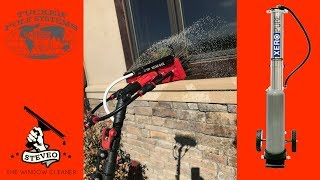 Gambar cover WATER FED POLE TECHNIQUE - WINDOW CLEANING - TUCKER - XERO PURE