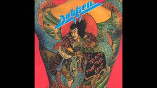 Dokken Breaking The Chains Live Hq Audio