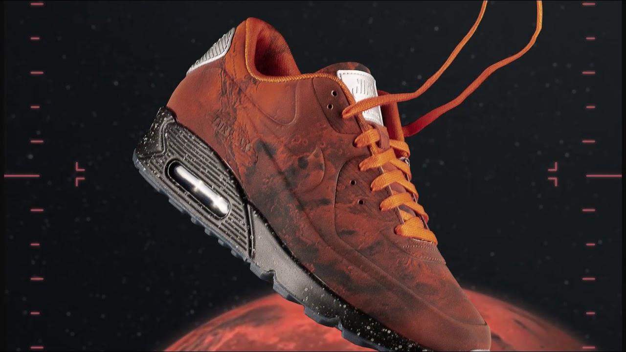 best service a405a 68e1c Nike Air max 90 QS  Mars Landing  at asphaltgold