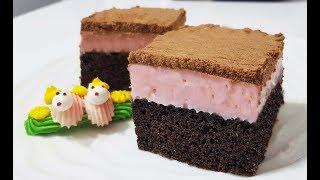 Enfes Lezzet- Kumlu Pasta Tarifi-Bir Dilimle Asla Yetinmeyeceğiniz Pasta