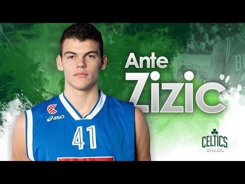 Ante Zizic (C) - Highlights