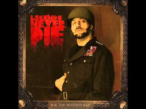 RA The Rugged Man - Legends Never Die (2013)
