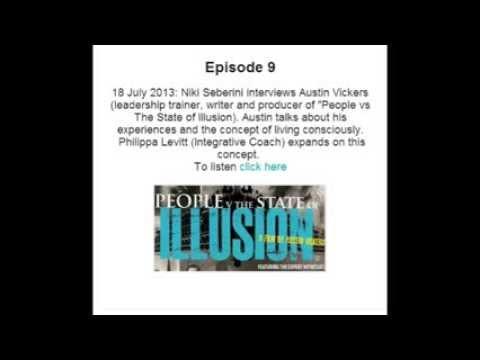 Austin Vickers & Philippa Levitt - living consciously