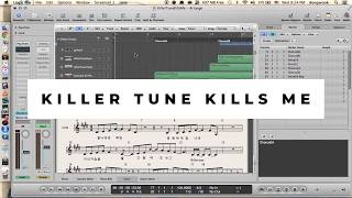 Gambar cover KIRINJI - killer tune kills me feat. YonYon (Logic Pro カラオケ)