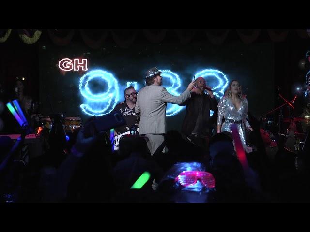 El Show de GH 31 de Dic 2019 Parte 4 - Feliz Año - Ft Grupo Pabailá💃🏻🥳