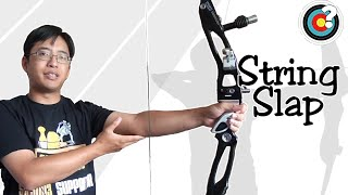 Archery Tips | String Slap (or