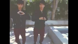 Lucas and Marcus edit