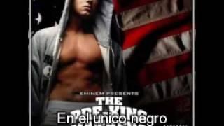 Eminem ft.  Snoop dogg & Xzibit & Nate Dogg - Bitch please Subtitulada