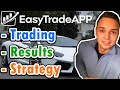 Easy Trade App - Client Trading Results ( Trading Software 2019 ) 💰