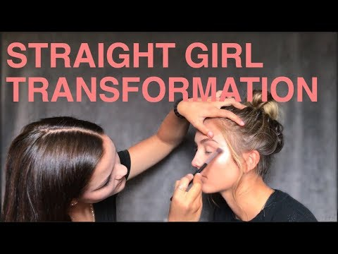 Thumbnail: TOMBOY TO GIRLY MAKEOVER