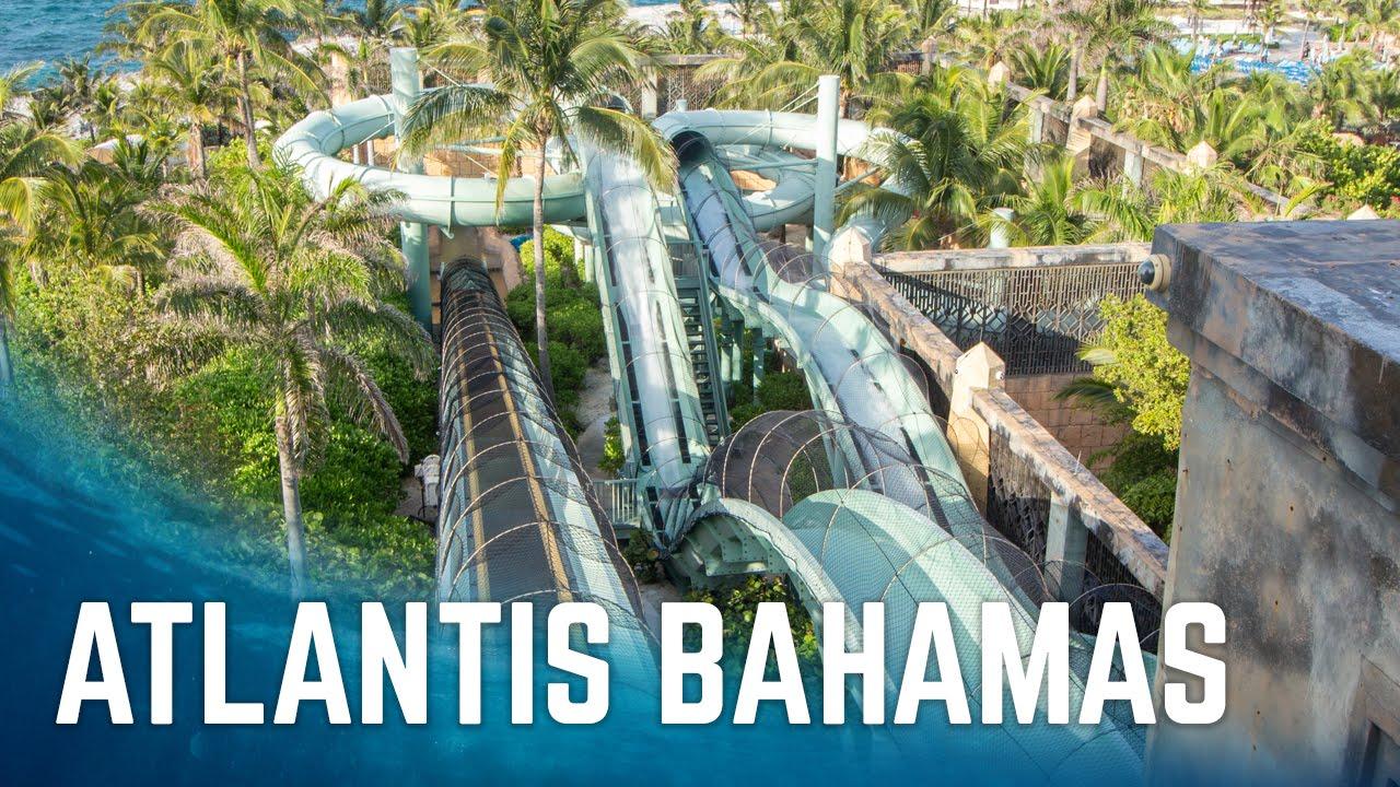 All Water Slides At Atlantis