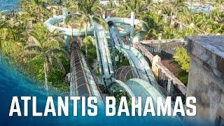 All Big Water Slides at Atlantis Paradise Island | Nassau, Bahamas