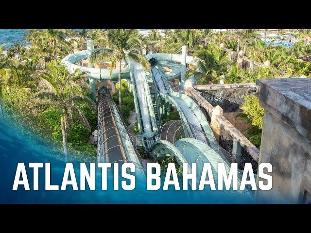 Aquaventure Water Park At Atlantis Paradise Island Nassau Destimap Destinations On Map