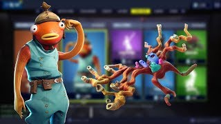 FISHSTICK SKIN | Fortnite Item Shop 🐟🐟🐟