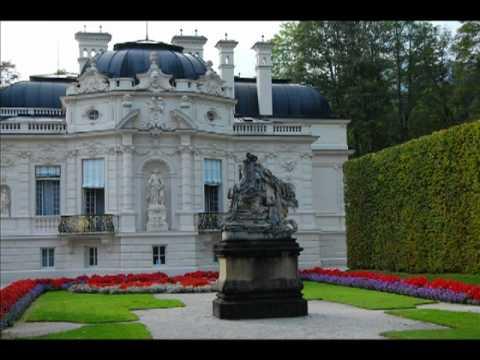 фото замок линдерхоф