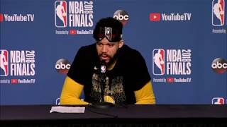JaVale McGee Postgame Interview | NBA Finals Game 4