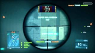 BF3 Ownage by Mercader