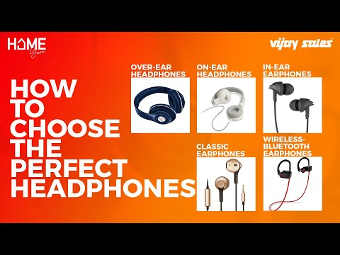 How To Choose The Right Headphones | 5 Types Of Headphones | Buying Guide | Home Guru | Vijay Sales