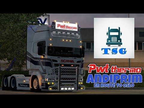 Live Stream - AndiPrim/ PWT Thermo - Oslo Bound!