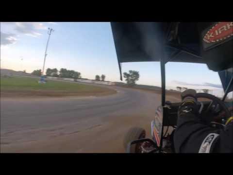 Thunderhill Speedway 125/250 heat 2 7/30/16