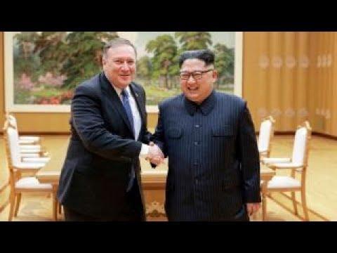 Pompeo meets with North Korea's Kim Jong Un, brings home US prisoners