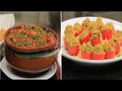 تورلي بسلة - فول أخضر بالأرز والشبت - شوربة حمص : الشيف حلقة كاملة