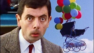 Sky Bean! (FAIL) | Funny Clips | Mr Bean Comedy
