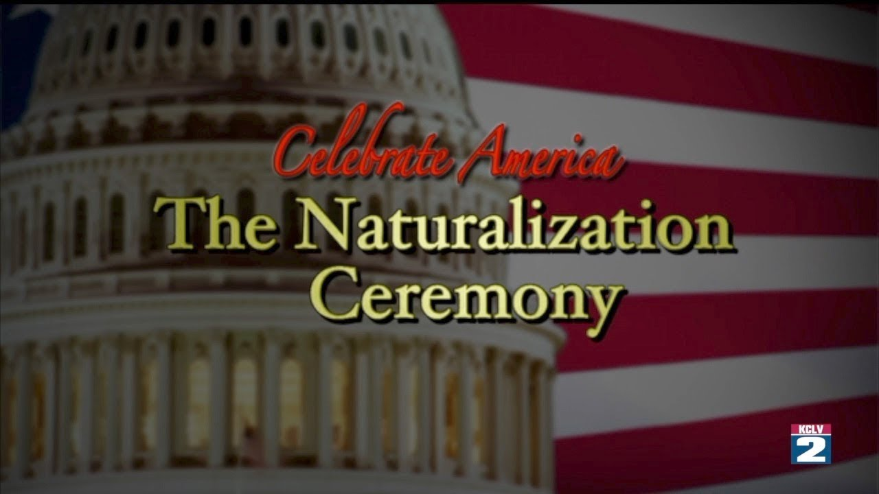 Celebrating Citizenship, USCIS Naturalization Ceremony, and