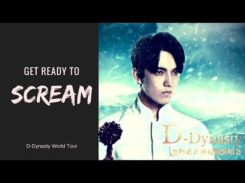 Get ready to Scream! D-Dynasty Concert