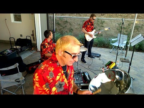 Steel Drum - Pass the Dutchie Live by Dano's Island Sounds Trio