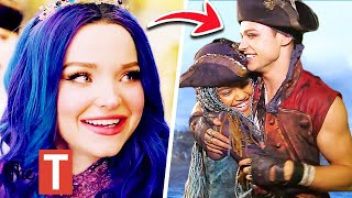 Descendants 3: Signs Uma And Harry Will End Up Together