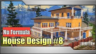 DESAIN RUMAH LIFEAFTER MANOR 6 (No Formula) - Lifeafter House Design