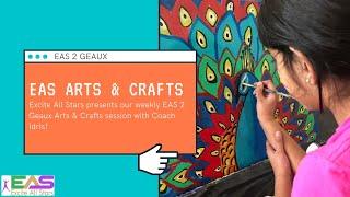 Arts and Crafts   Lesson 1: Pinwheels