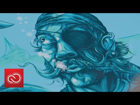 How to Draw: Adobe Illustrator Draw with iPad Pro & Apple Pencil | Adobe Creative Cloud