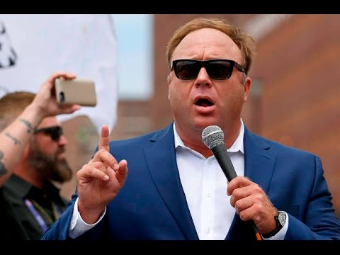 Alex Jones: Polls Show Donald Trump Winning New York & California