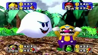 Mario Party DK's Jungle Adventure part 10