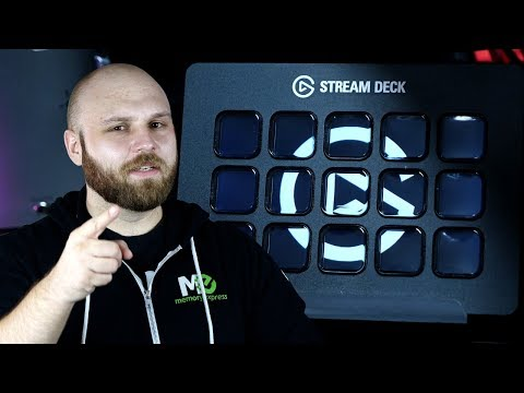 Here's why you NEED an Elgato Stream Deck!