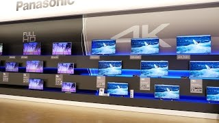 Panasonic launch the 2016 DX802, DX750 and DX700 4K HDR TVs